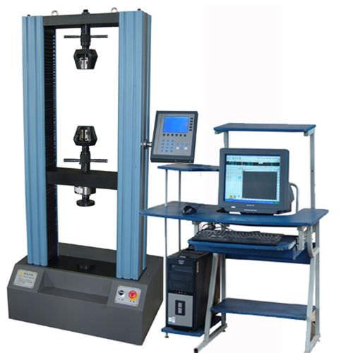 machine d'essai de traction / verticale / électromécanique