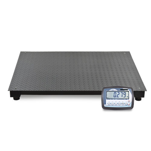 Balance à plate-forme / compteuse / avec afficheur LCD / IP54 NFN GIROPES
