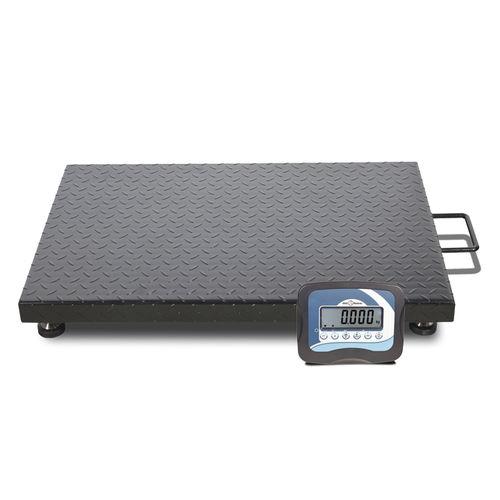 balance de sol / avec afficheur LCD / IP54 / industrielle