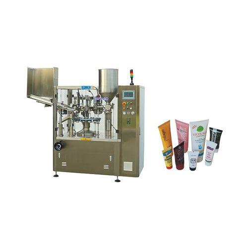 machine de remplissage de tubes / automatique / rotative / pour extrémités de tubes