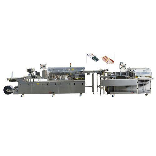 Ligne de conditionnement sous blister DPP260Ki -ZH120 Jornen Machinery Co., Ltd.