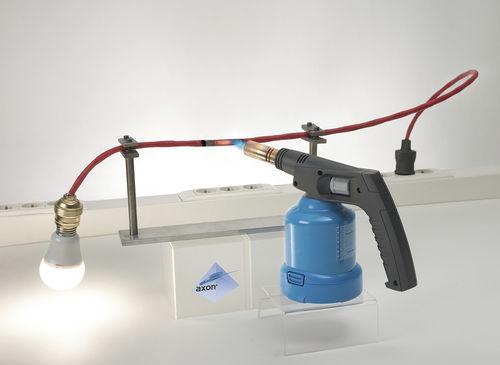 câble électrique hybride / isolé / non propagation de la flamme / résistant au feu