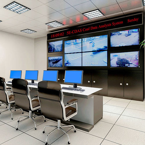 système d'analyse de données / de charbon