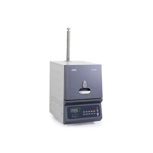 four à moufle / de traitement thermique / à chambre / à air chaud