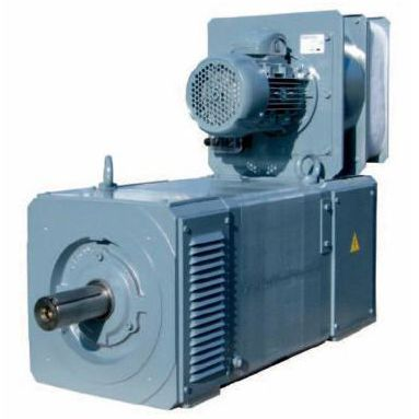 moteur à courant continu / 400V / 440 V / industriel