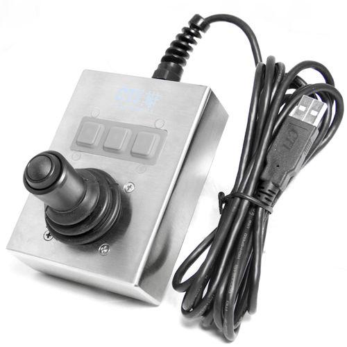 télécommande USB HID / à joystick / NEMA 4 / durcie