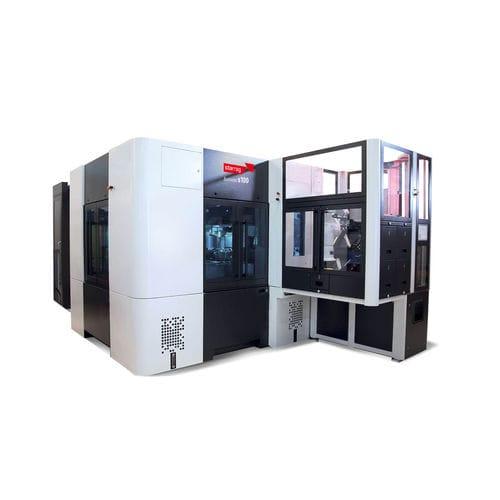 machine transfert linéaire / NC / 4 positions / à grande vitesse