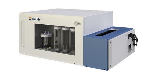 analyseur de soufre / de charbon / élémentaire / benchtop