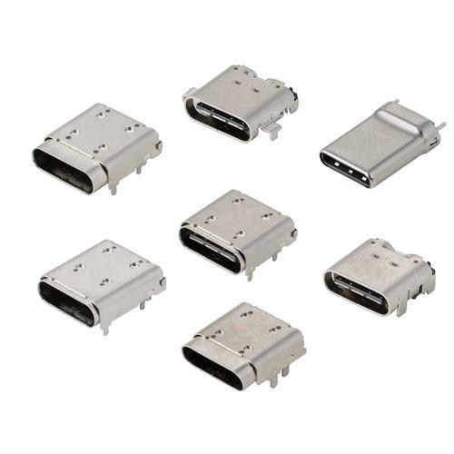 connecteur de données / USB / carré / push-pull