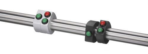 boîtier compact / rectangulaire / en aluminium / de commande