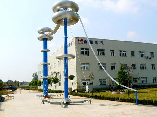 système de test de fréquence variable de résonance - YangZhou Xinyuan Electric Co., Ltd