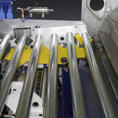 Système de mesure de longueur / pour profilés / de tubes / automatique RASACHECK A RSA cutting systems GmbH