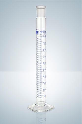 Éprouvette graduée à bouchon 0.2 - 20 ml Hirschmann Laborgeräte GmbH & Co. KG