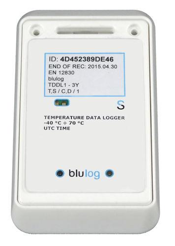 enregistreur de données radio fréquence - blulog