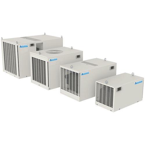 climatiseur d'armoire électrique de toit / industriel / à condensation par air / sans filtre