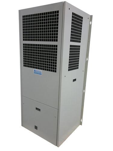 climatiseur d'armoire électrique à montage latéral / pour équipements de télécommunication / d'extérieur