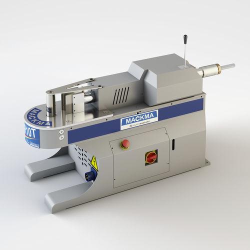 presse pour pliage / hydraulique / manuelle / compacte