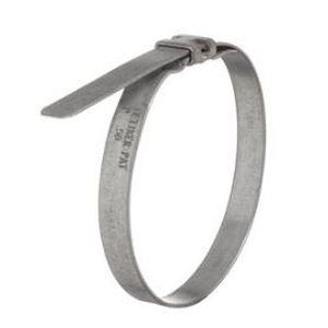 collier de serrage en acier inoxydable / à boulon / à bande