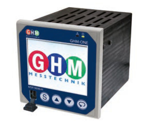 régulateur multi-fonction - GHM Messtechnik GmbH
