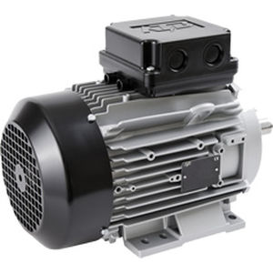 moteur AC / asynchrone / 28V / IP55