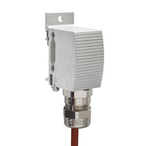thermostat à réglage fixe / bimétallique / antidéflagrant / pour armoire électrique