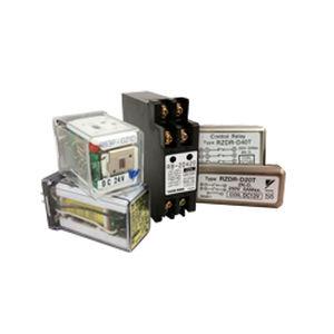 relais reed DC / AC / pour montage octal / de puissance