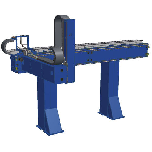 Machine de soudage à portique TSG YASKAWA Europe GmbH - MOTOMAN ROBOTICS