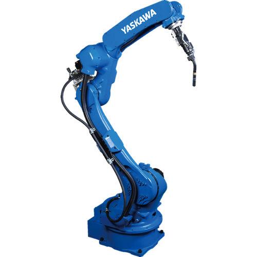 robot articulé / 6 axes / de soudage à l'arc / à grande vitesse