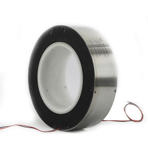 Collecteur tournant électrique / pour grue / pour banderoleuse / de grand diamètre LPT150-0205 through bore slip ring  2 wires 5A per wire JINPAT Electronics Co., Ltd.