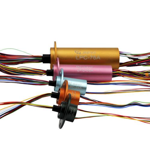 Collecteur tournant à capsule / USB / électrique / via Ethernet JINPAT Electronics Co., Ltd.