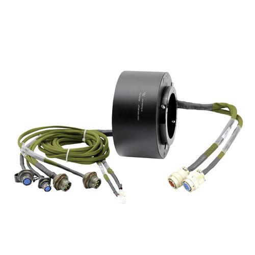 collecteur tournant à axe creux - JINPAT Electronics Co., Ltd.