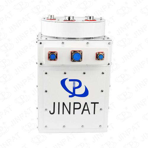 collecteur tournant avec passage au centre / pour enrouleur de câble / pour applications marines / à courant fort
