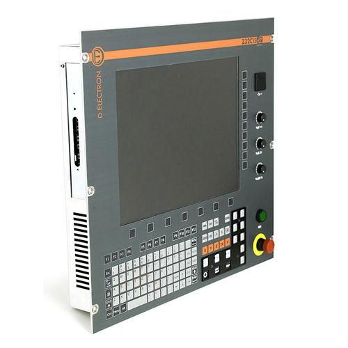 terminal opérateur avec clavier / encastrable / VGA / compact