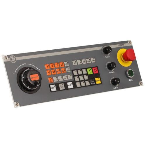 clavier encastrable / à touches mécaniques / sans dispositif de pointage / industriel