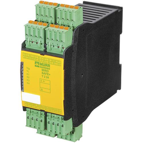 relais de sécurité / 3NO / 2NF / 2NO/NF