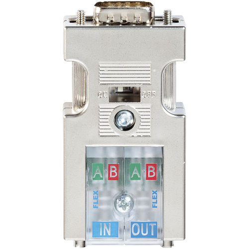connecteur RF / D-Sub / à vis / en métal