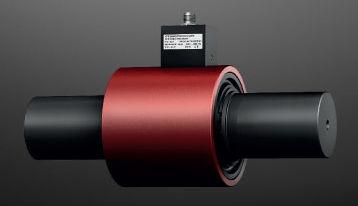 Capteur de couple dynamique rotatif / sans contact DATAFLEX® 70 series KTR