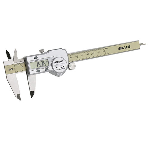pied à coulisse digital - Wenzhou Sanhe Measuring Instrument Co., Ltd