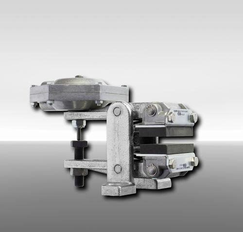 Étrier de frein à disque / à desserrage pneumatique / serrage à ressort DV 020 FPM RINGSPANN