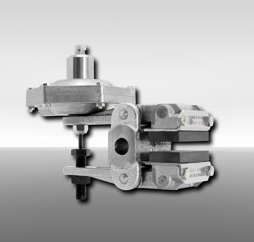 Étrier de frein à disque / desserrage hydraulique / serrage à ressort DH 020 FHM RINGSPANN
