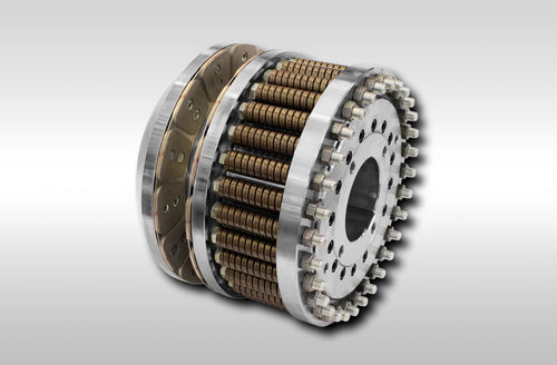 moyeu à friction / pour applications lourdes / à haute efficacité