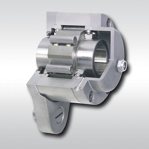 Roue libre à rouleaux / complète / avec roulement interne / antidévireur FGR … R A3A4 series RINGSPANN