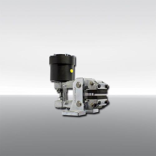 Étrier de frein à disque / desserrage hydraulique / serrage à ressort DV 030 FHM RINGSPANN