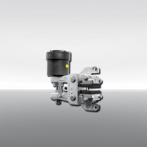 Étrier de frein à disque / serrage à ressort / desserrage hydraulique DH 030 FHA RINGSPANN