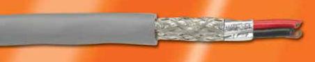 câble électrique de données / isolé / multiconducteur / à gaine en PVC