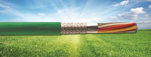 câble électrique blindé / multiconducteur / flexible
