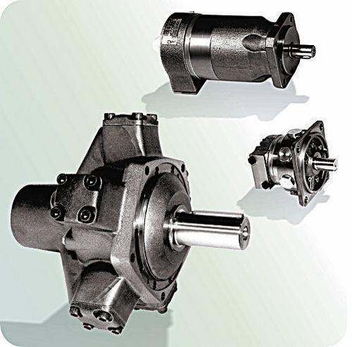 moteur hydraulique à piston radial - jbj Techniques Limited