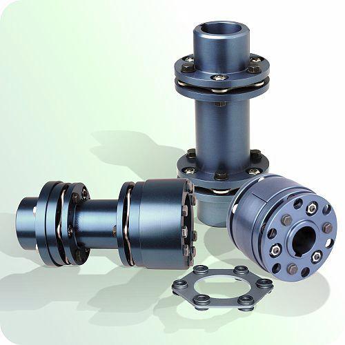 accouplement à disque / rigide en torsion / pour agitateur / pour pompe
