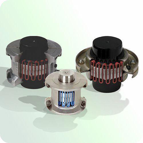 accouplement flexible en torsion / à ruban / pour transmission de puissance mécanique / pour arbre de transmission