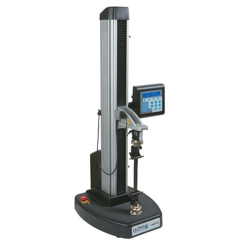 machine d'essai de compression / d'élongation / de frottement / automatique